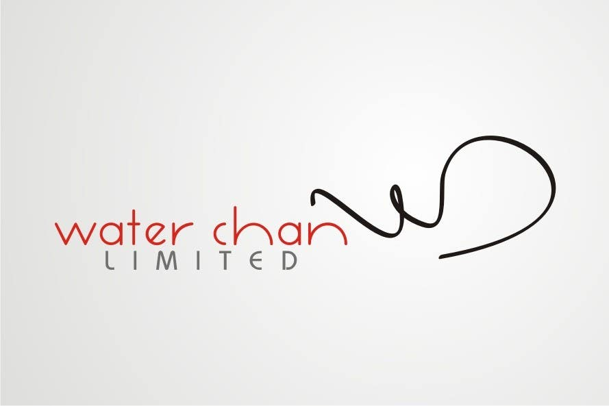 Contest Entry #                                        424                                      for                                         Logo Design for WATER CHAN LIMITED