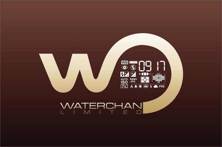 Contest Entry #                                        473                                      for                                         Logo Design for WATER CHAN LIMITED