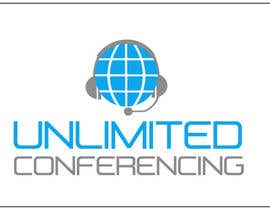 #37 for Design a logo for my business www.unlimitedconferencing.com.au af dinu3605