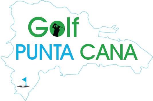 Konkurrenceindlæg #                                        85                                      for                                         Logo Design for Golf Punta Cana