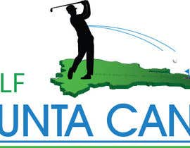 nº 82 pour Logo Design for Golf Punta Cana par crystal01213
