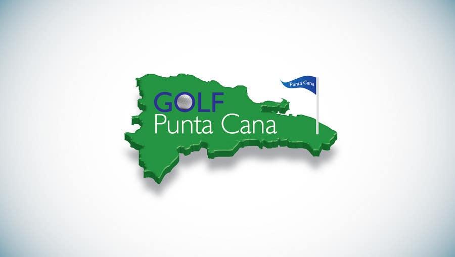 Konkurrenceindlæg #                                        93                                      for                                         Logo Design for Golf Punta Cana