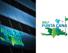 #80 for Logo Design for Golf Punta Cana af vtsachin