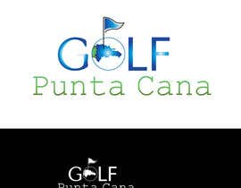 nº 53 pour Logo Design for Golf Punta Cana par RockTrickLife