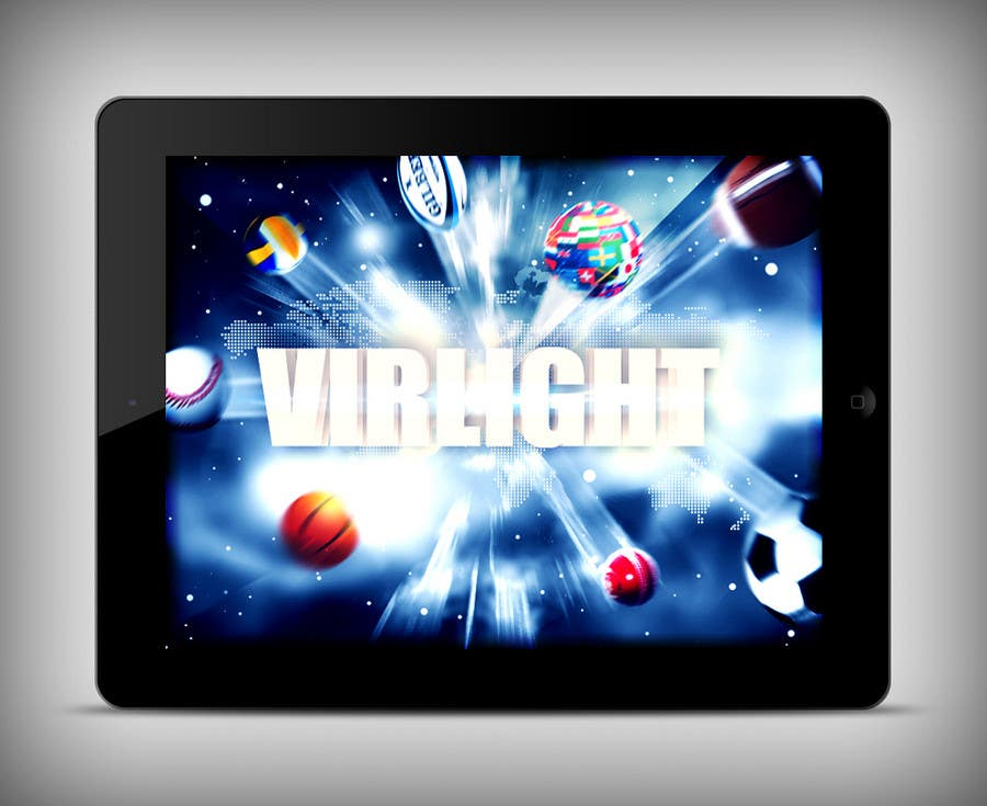 Proposition n°                                        29                                      du concours                                         Graphic Design for Virlight