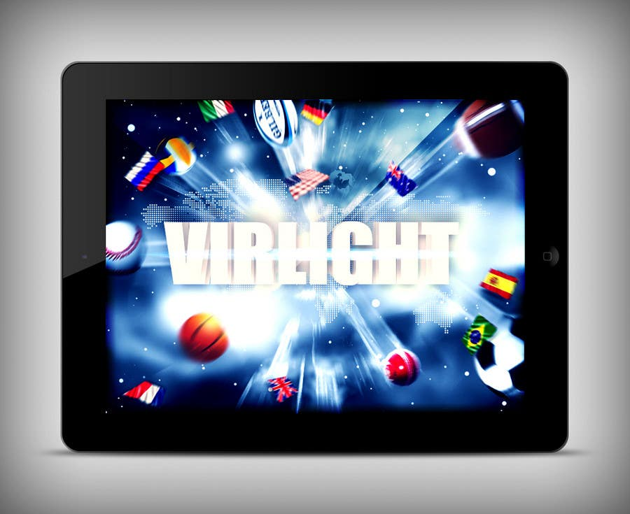 Proposition n°                                        28                                      du concours                                         Graphic Design for Virlight