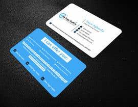 #53 para Design a two Business Card por juwel786
