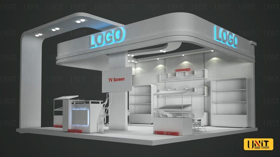 Exhibition Stand Design Competition : Exhibition stand design very urgent we need to choose