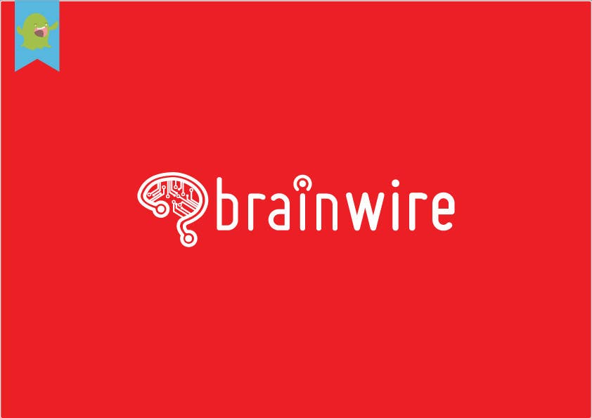 Penyertaan Peraduan #470 untuk Logo Design for brainwire