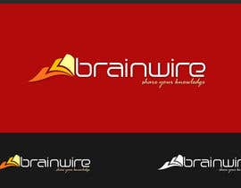 #332 for Logo Design for brainwire by jestinjames1990