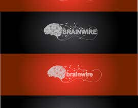 #460 para Logo Design for brainwire por shernoncastelino