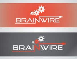 #221 for Logo Design for brainwire af cristianzaharia