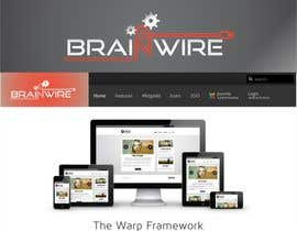 #225 for Logo Design for brainwire af cristianzaharia