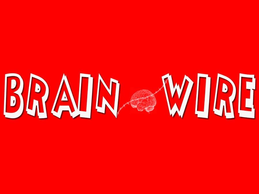 Penyertaan Peraduan #341 untuk Logo Design for brainwire