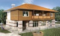 Graphic Design Inscrição do Concurso Nº31 para 3D Rendered Drawing Designs of a Real Estate Development for Linn Industries