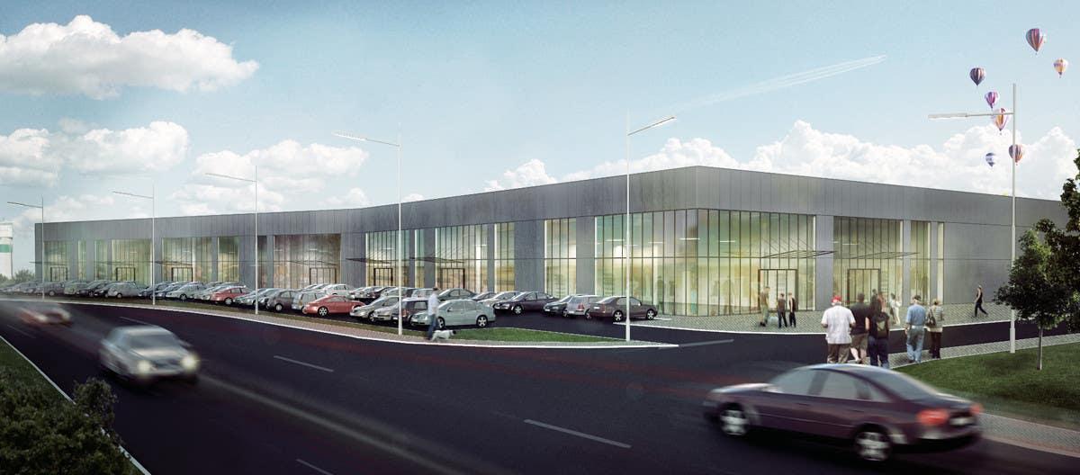 Inscrição nº                                         62                                      do Concurso para                                         3D Rendered Drawing Designs of a Real Estate Development for Linn Industries