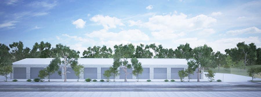 Inscrição nº                                         56                                      do Concurso para                                         3D Rendered Drawing Designs of a Real Estate Development for Linn Industries
