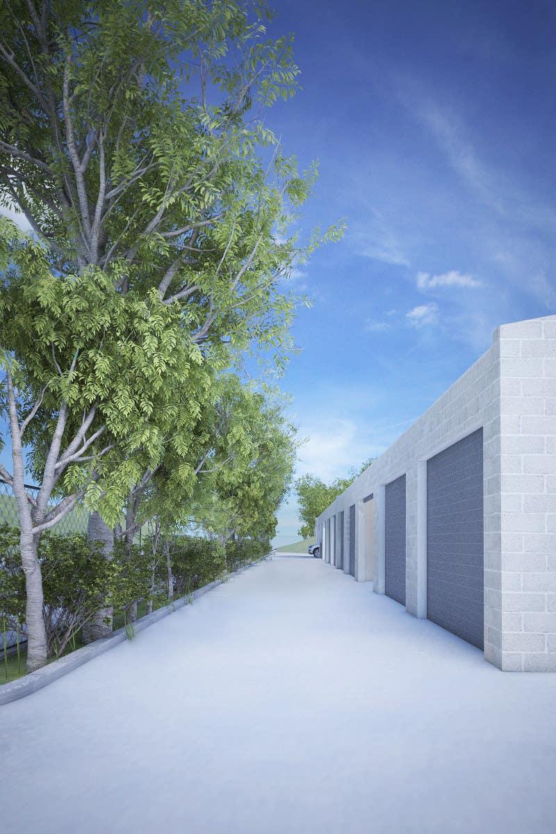 Inscrição nº                                         61                                      do Concurso para                                         3D Rendered Drawing Designs of a Real Estate Development for Linn Industries
