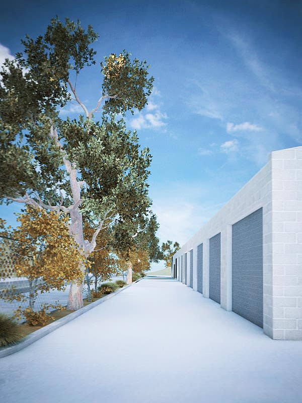 Kilpailutyö #55 kilpailussa 3D Rendered Drawing Designs of a Real Estate Development for Linn Industries