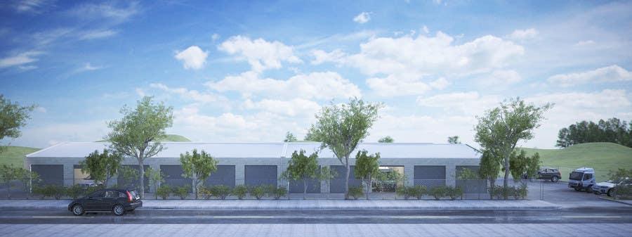 Inscrição nº                                         64                                      do Concurso para                                         3D Rendered Drawing Designs of a Real Estate Development for Linn Industries