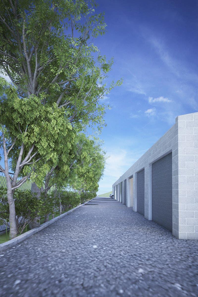 Inscrição nº                                         66                                      do Concurso para                                         3D Rendered Drawing Designs of a Real Estate Development for Linn Industries