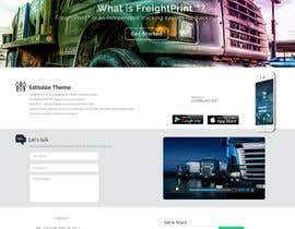 nº 3 pour Website Mock up for FP par renardgenita