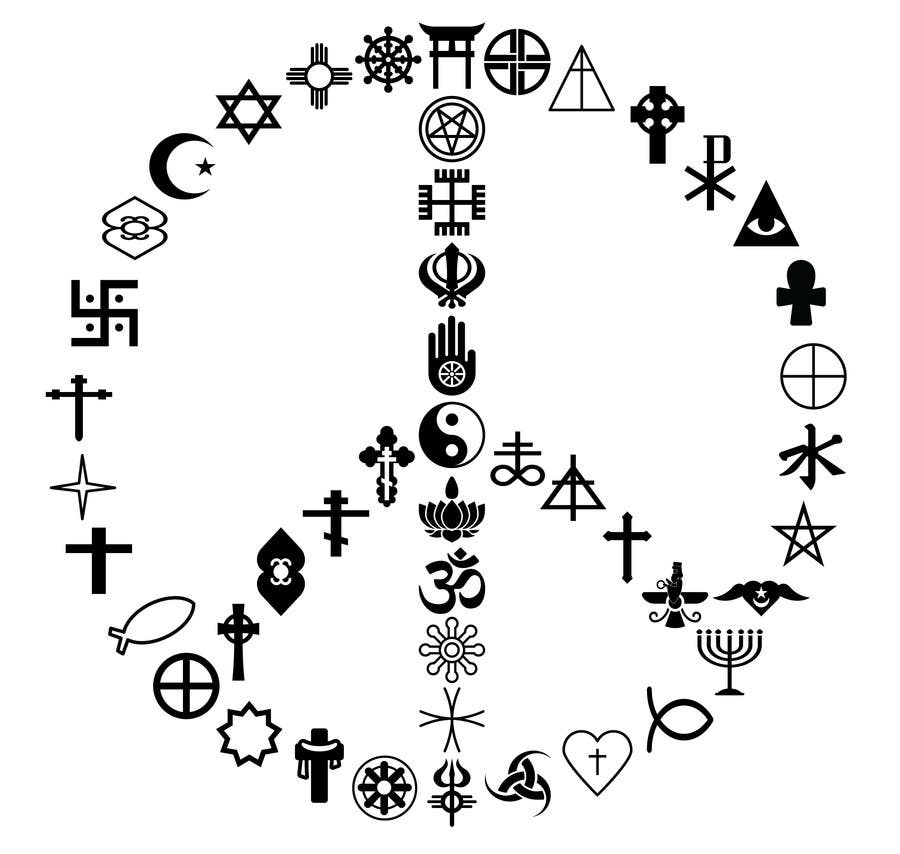 Image result for religious peace