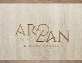 nº 67 pour Develop a Logo & complete guideline Identity for AROZAN Woodworking & Decor Store par DannicStudio