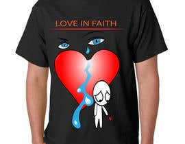#29 for T- Shirt For Valentines Day af RafsanTannu