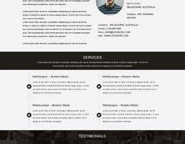webidea12 tarafından Personal Website Design için no 20