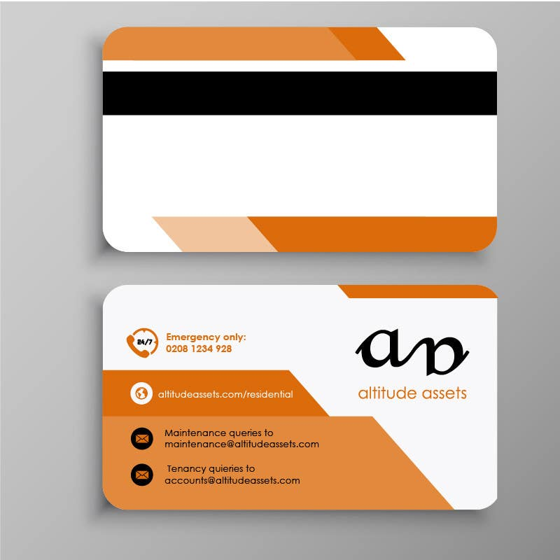 Entry #42 by djpcg for Design of a hotel key card and redraw logo ...