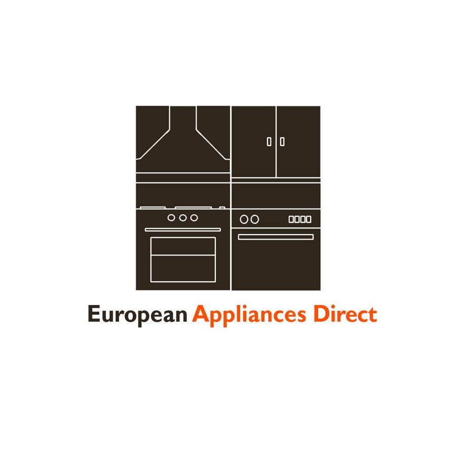 Penyertaan Peraduan #                                        20                                      untuk                                         Logo Design for A kitchen appliance showroom Retailing ovens , cooktops, range hoods, dishwashers