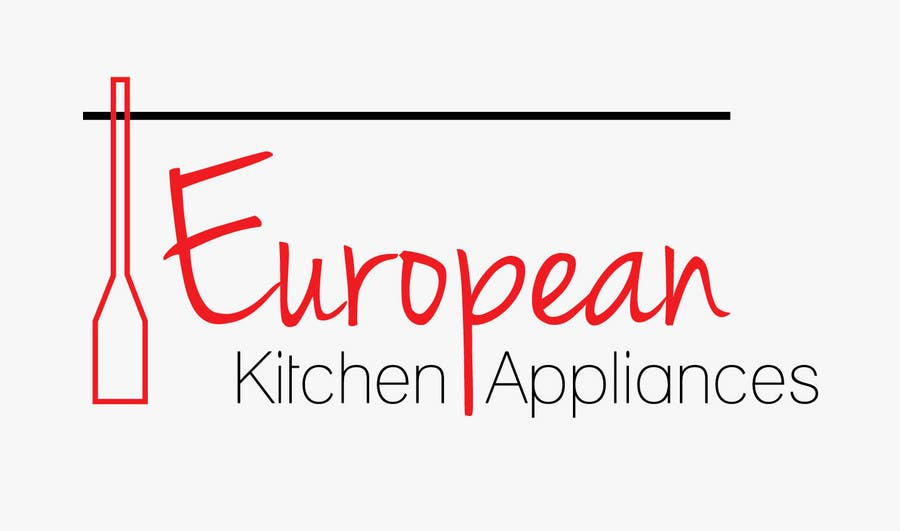 Penyertaan Peraduan #                                        57                                      untuk                                         Logo Design for A kitchen appliance showroom Retailing ovens , cooktops, range hoods, dishwashers