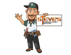 #28 para Logo Design for Steve's Mowing & Handyman Services por agungmalang