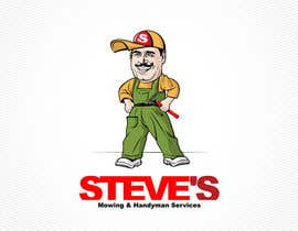 #35 for Logo Design for Steve's Mowing & Handyman Services by LusikKolbaskin