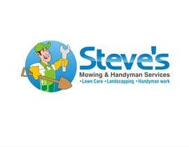 #55 для Logo Design for Steve's Mowing & Handyman Services от sharpminds40