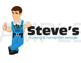 #38 для Logo Design for Steve's Mowing & Handyman Services от quaarc