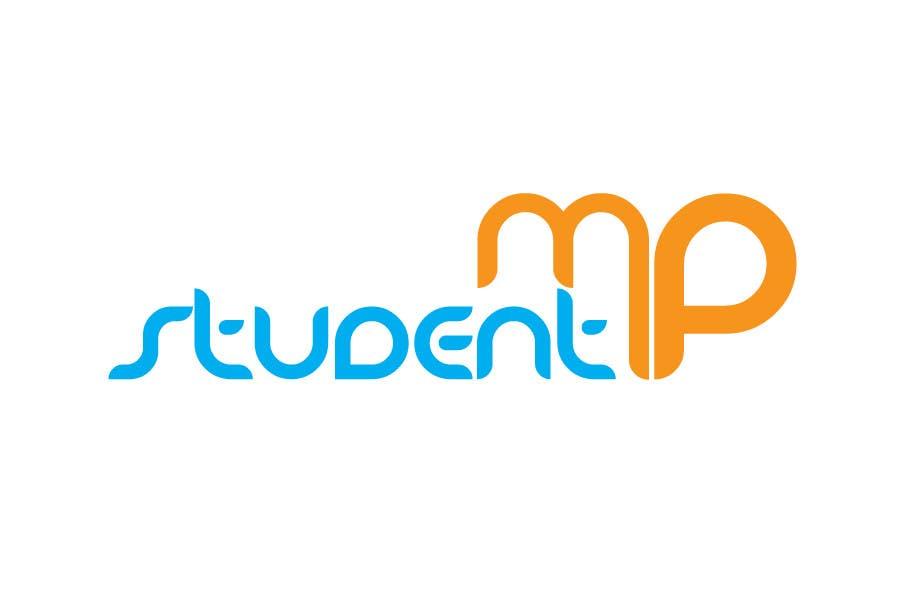 Kilpailutyö #138 kilpailussa Logo Design for StudentMP