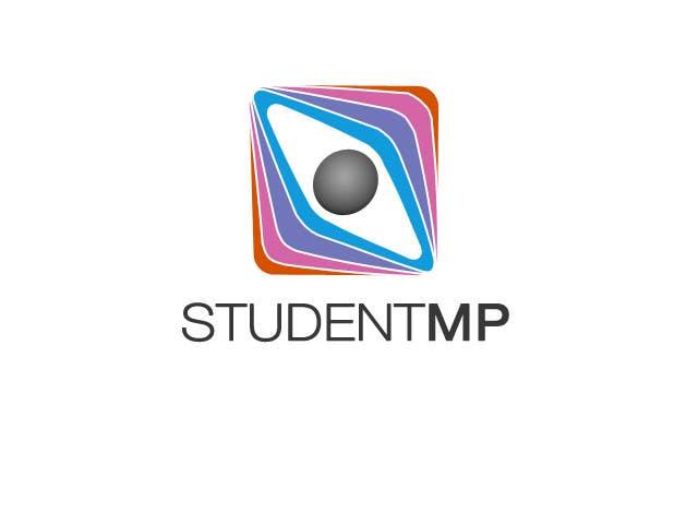 Kilpailutyö #82 kilpailussa Logo Design for StudentMP