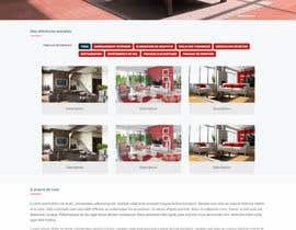 nº 7 pour Concevez une maquette de site Web pour une entreprise de peinture en bâtiment par belhajyassine05