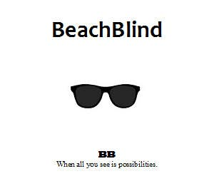 29f4ccc5307 Contest Entry  128 for Brainstorm brand name and tag line for a line of  sunglasses