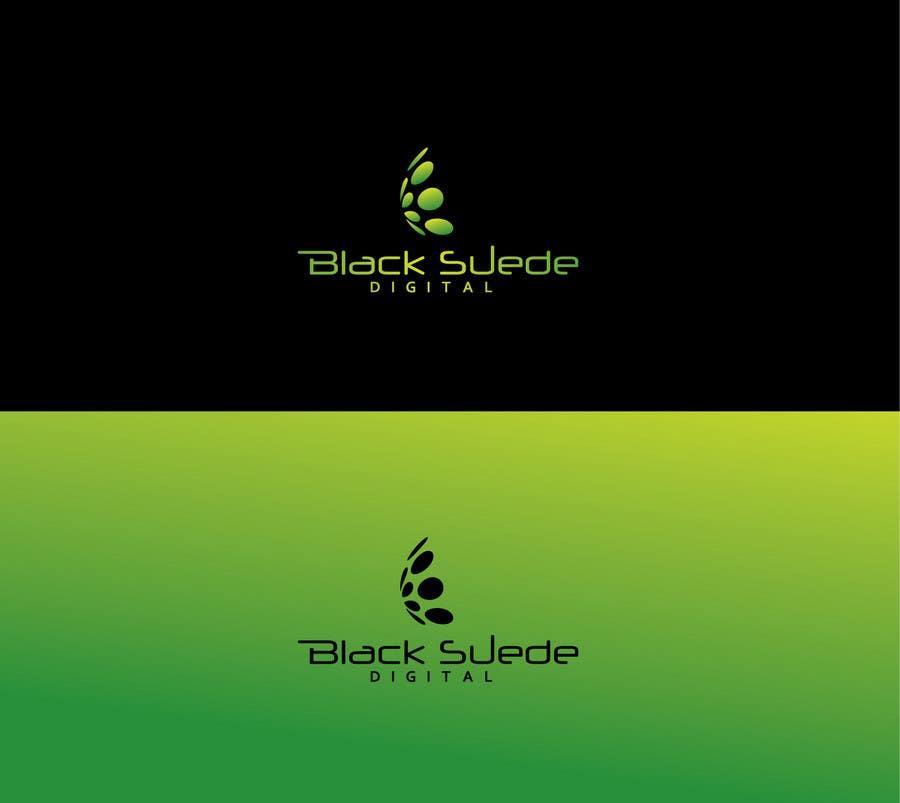 Конкурсная заявка №119 для Logo Design for Black Suede Digital Pty Ltd
