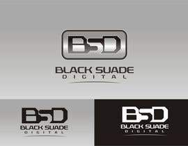 #108 untuk Logo Design for Black Suede Digital Pty Ltd oleh mangolang