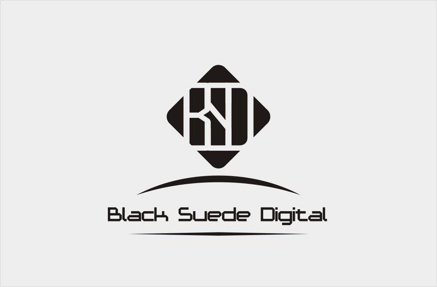 Конкурсная заявка №70 для Logo Design for Black Suede Digital Pty Ltd