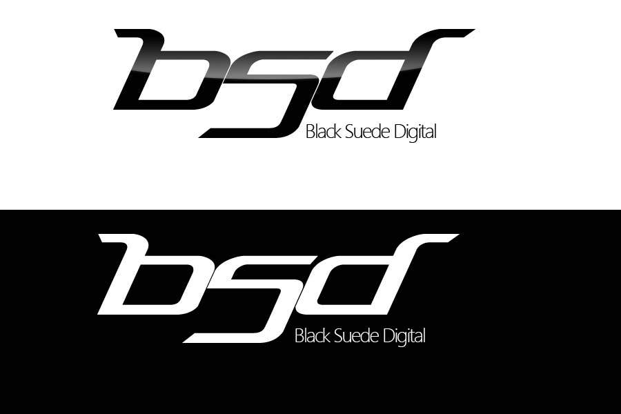 Konkurrenceindlæg #105 for Logo Design for Black Suede Digital Pty Ltd