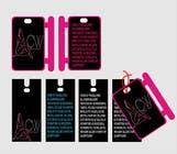 Graphic Design Inscrição do Concurso Nº31 para Create hang tag for clothing, backdrop, and Packaging Designs