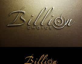 #65 cho Logo design for Billion Choice bởi jamshaidrazaCG