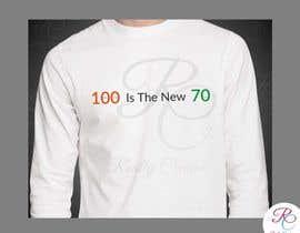 ReallyCreative tarafından Design a tshirt logo için no 111