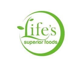#146 pentru Logo Design for Life's Superior Foods de către hungdesign