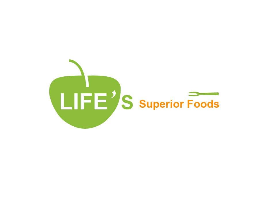 Bài tham dự cuộc thi #117 cho Logo Design for Life's Superior Foods